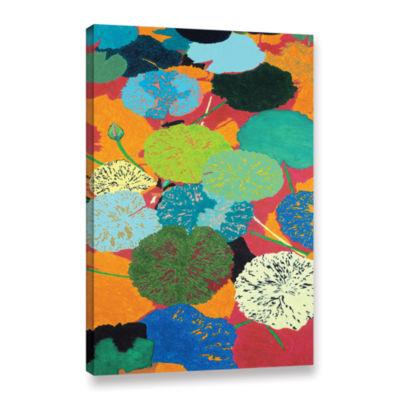 Brushstone Georgia Heat Gallery Wrapped Canvas