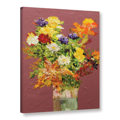 Brushstone Giving Love Gallery Wrapped Canvas