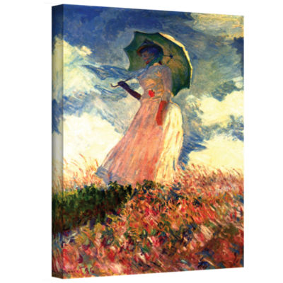 Brushstone Giverny Gallery Wrapped Canvas