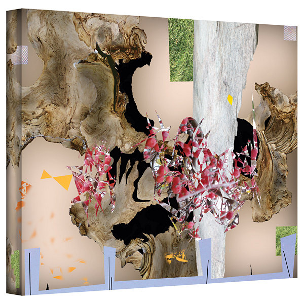 Brushstone Graceful Last Resting Gallery Wrapped Canvas