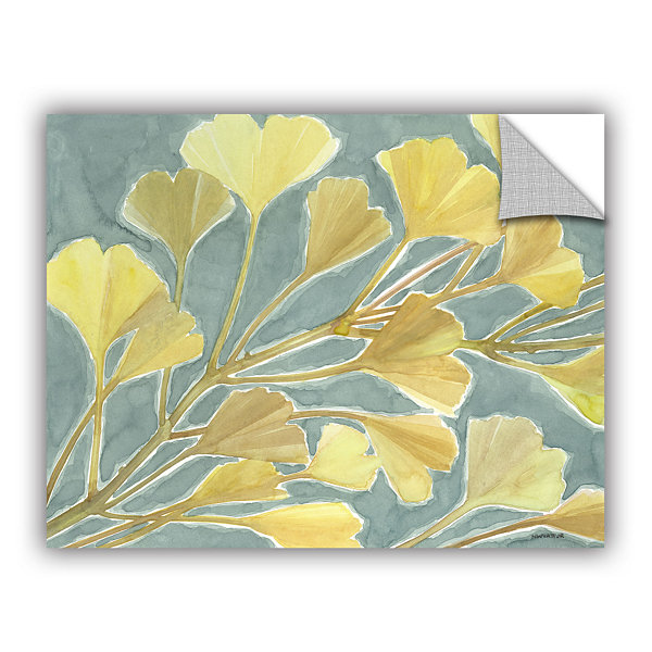 Brushstone Gorgeous Ginko Removable Wall Decal