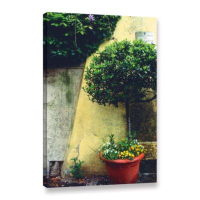 Brushstone Giardino di Boboli Wall Gallery WrappedCanvas