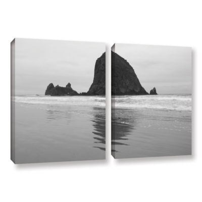 Brushstone Goonies Rock 2-pc. Gallery Wrapped Canvas Set