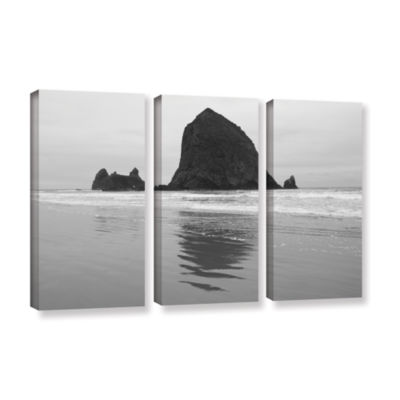 Brushstone Goonies Rock 3-pc. Gallery Wrapped Canvas Set