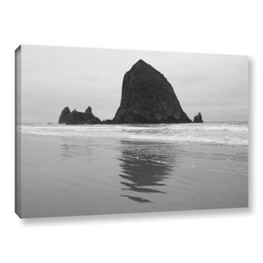 Brushstone Goonies Rock Gallery Wrapped Canvas