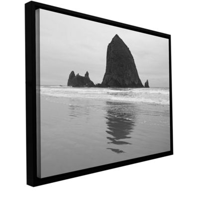 Brushstone Goonies Rock Gallery Wrapped Floater-Framed Canvas