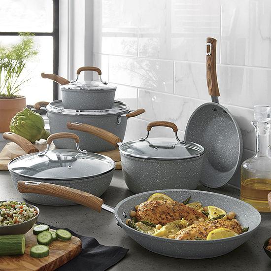 Cooks Granitetek 10-pc. Cookware Set