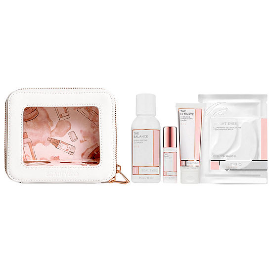 BeautyBio The Mini Starter Daily 4-Step AM Regiment ($78.00 value)