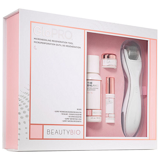 BeautyBio GloPRO® Microneedling Facial Regeneration Tool ($234.00 Value)