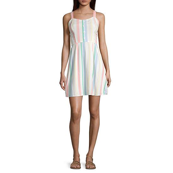Arizona Sleeveless Dress Set-Juniors