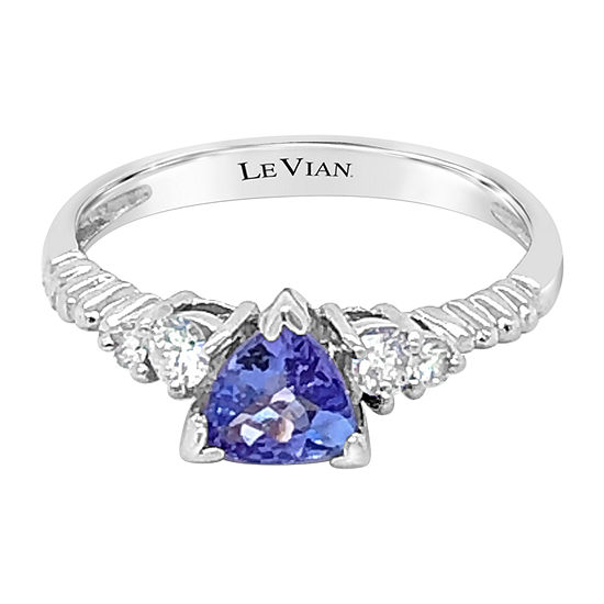 Le Vian Grand Sample Sale™ Ring featuring Blueberry Tanzanite® set in PLT
