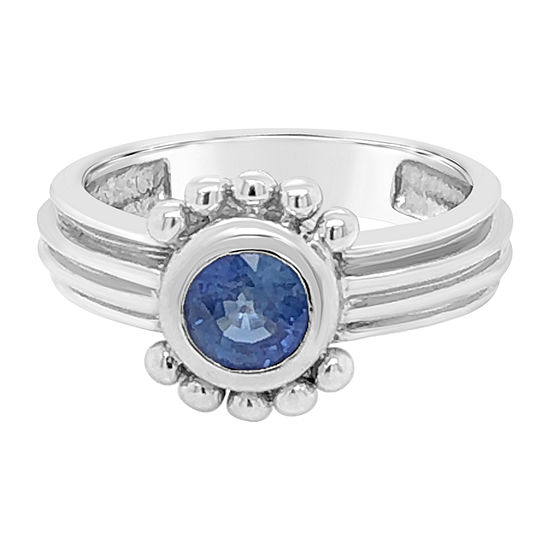 Le Vian Grand Sample Sale™ Ring featuring Cornflower Ceylon Sapphire™ set in 14K Vanilla Gold®