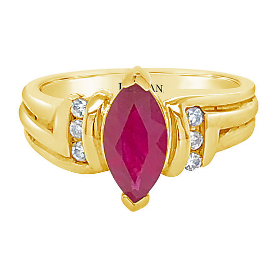 Le Vian Grand Sample Sale™ Ring featuring Passion Ruby™ set in 14K Honey Gold™