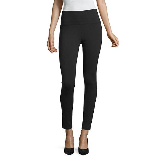Liz Claiborne Studio Womens Full Length Leggings