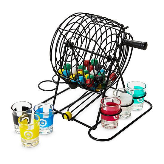 Spin N' Swig Bingo Drinking Game
