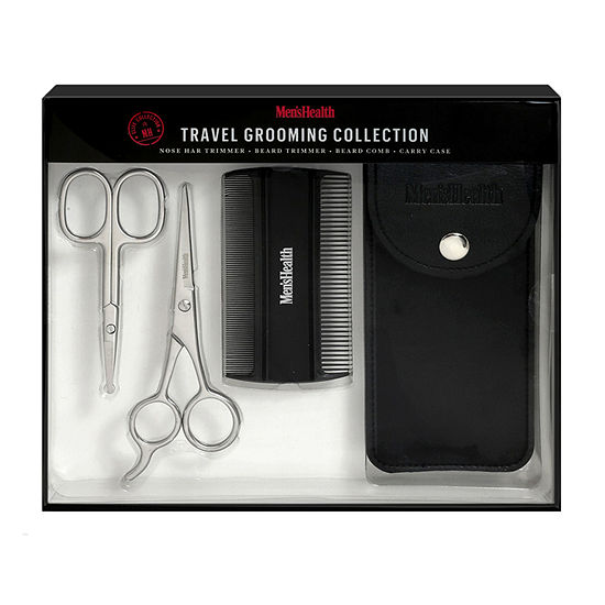 Men's Health Travel Grooming Collection