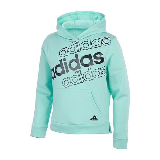 adidas Fleece Big Girls Hoodie