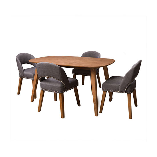 Tiffany 5-Piece Dining Set