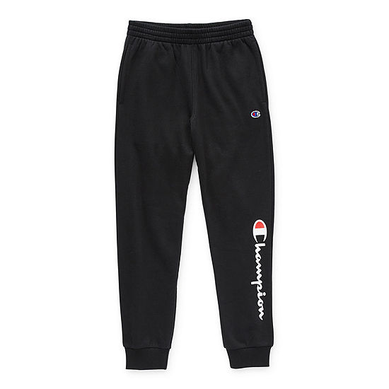 Champion Big Boys Mid Rise Cuffed Jogger Pant at JCPenny!