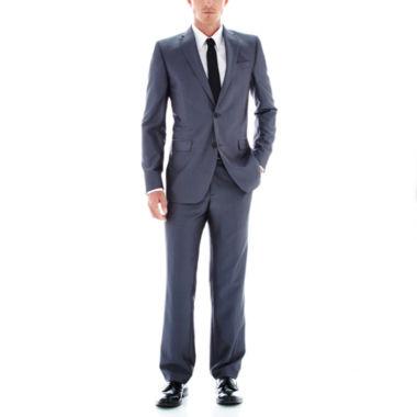 jcpenney.com | JF J. Ferrar® Luster Herringbone Suit Separates - Slim-Fit