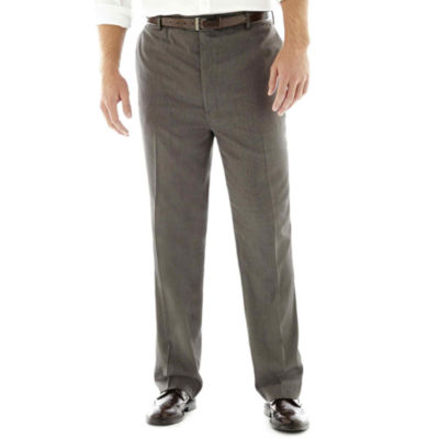 The Foundry Big & Tall Supply Co.™ Flat-Front Dress Pants