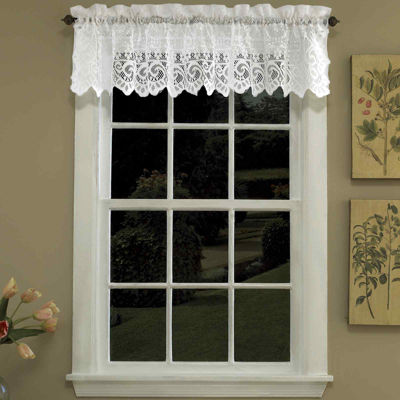 Hopewell Rod-Pocket Tailored Valance
