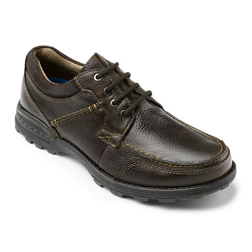 Dockers® Pimlico Mens Leather Oxfords