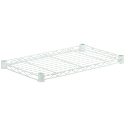 Honey-Can-Do® Steel Shelf - White