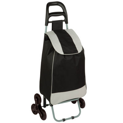 Honey-Can-Do® Tri-Wheel Bag Cart