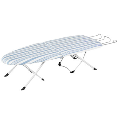 Honey-Can-Do® Foldable Tabletop Ironing Board with Iron Rest