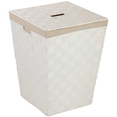 Honey-Can-Do® Woven Hamper + Liner
