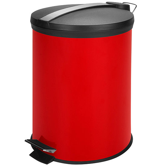 Honey-Can-Do® 12L Step Trash Can