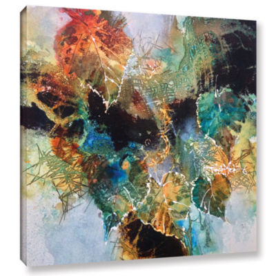 Brushstone Full Of Wonder Gallery Wrapped Canvas