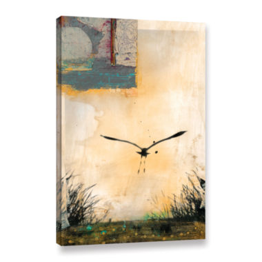 Brushstone Good Morning Gallery Wrapped Canvas