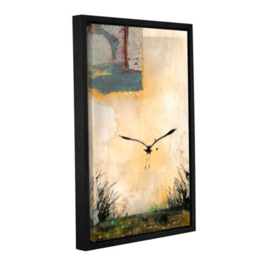 Brushstone Good Morning Gallery Wrapped Floater-Framed Canvas