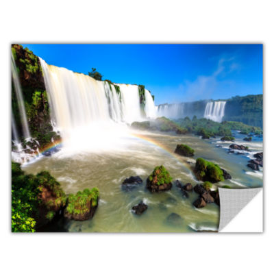 Brushstone Iguassu Falls 3 Removable Wall Decal