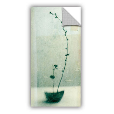 Brushstone Ikebana Removable Wall Decal