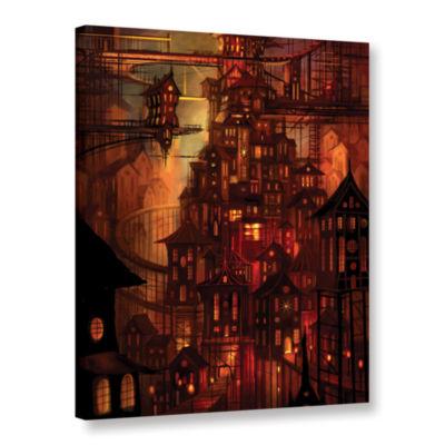 Brushstone Illuminations Gallery Wrapped Canvas