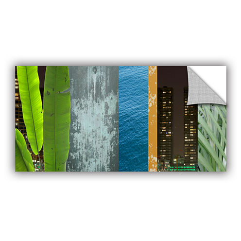 Brushstone Imixed Industry II Removable Wall Decal
