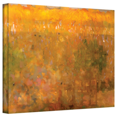 Brushstone Impressions Gallery Wrapped Canvas