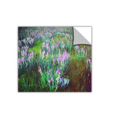 Brushstone In Dream Meadow Removable Wall Decal