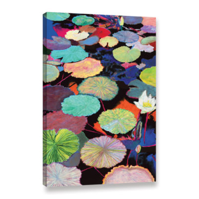 Brushstone Inas Magic Gallery Wrapped Canvas