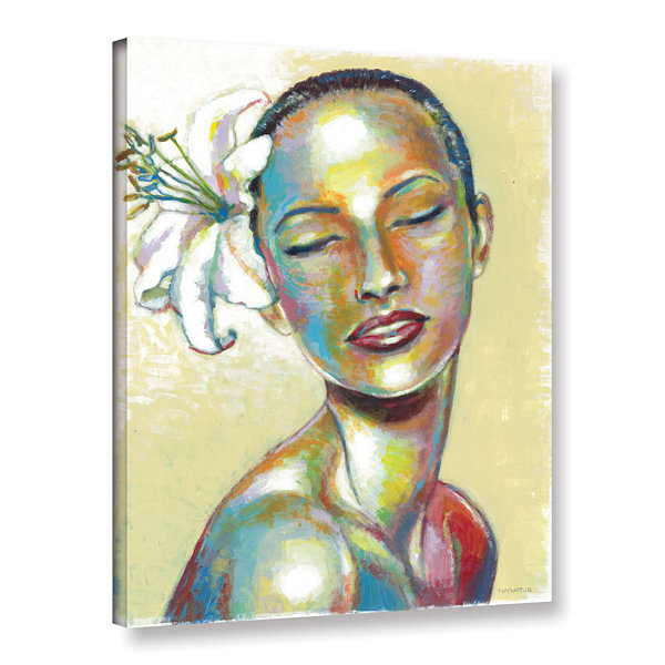 Brushstone Inner Beauty Gallery Wrapped Canvas