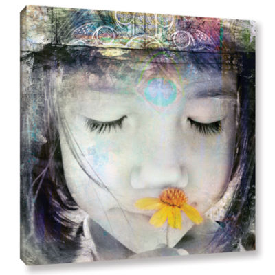 Brushstone Inner Child Gallery Wrapped Canvas