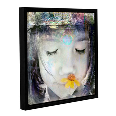 Brushstone Inner Child Gallery Wrapped Floater-Framed Canvas