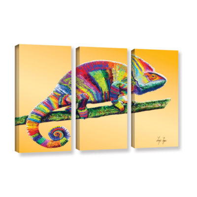 Brushstone Going Nowhere 3-pc. Gallery Wrapped Canvas Set