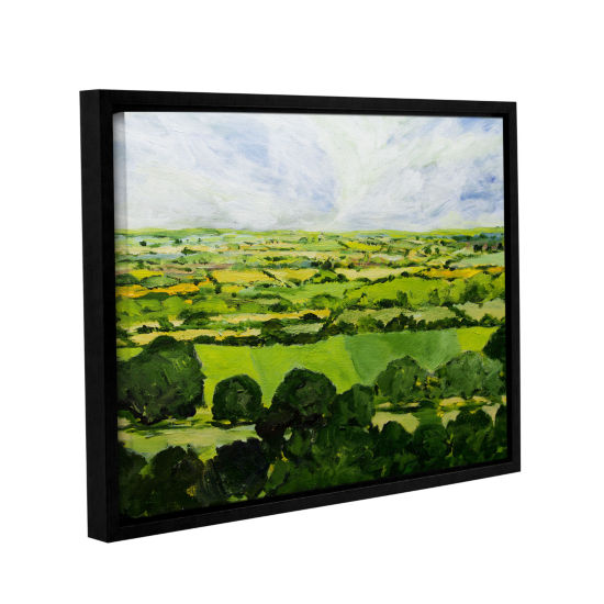 Brushstone Kensworth Gallery Wrapped Floater-Framed Canvas Wall Art