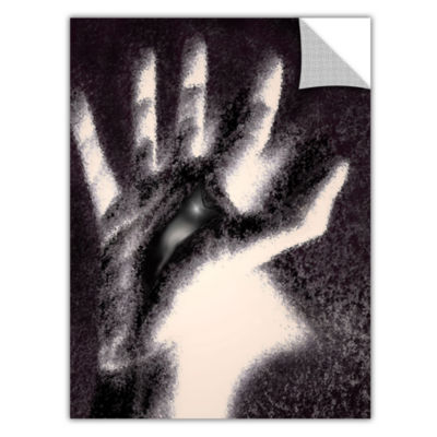 Brushstone Hand Of Healing Removable Wall Decal