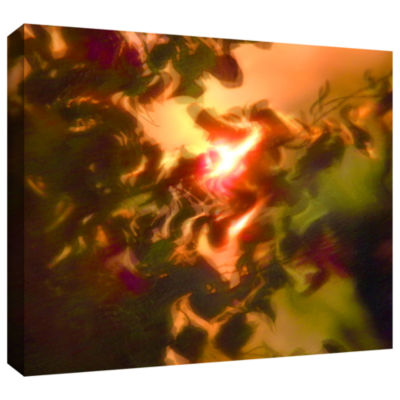 Brushstone Slow Hot Wind Gallery Wrapped Canvas Wall Art