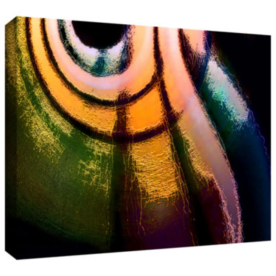 Brushstone La Tierra Al Cielo Gallery Wrapped Canvas Wall Art